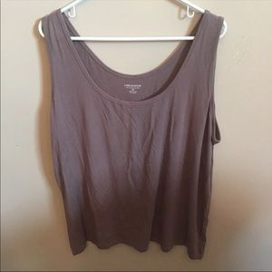 Lord&Taylor Women's Plus Size 3X Tank